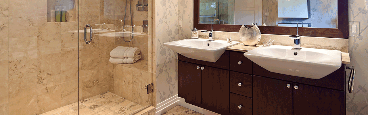 Beautiful Bathrooms from Creative Surfaces in Wichita Falls, Texas